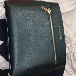 Black Michael Kors bag!